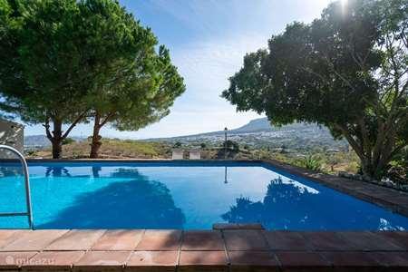 Vakantiehuis Spanje, Andalusië, Alhaurín el Grande vakantiehuis Finca Robledo Malaga
