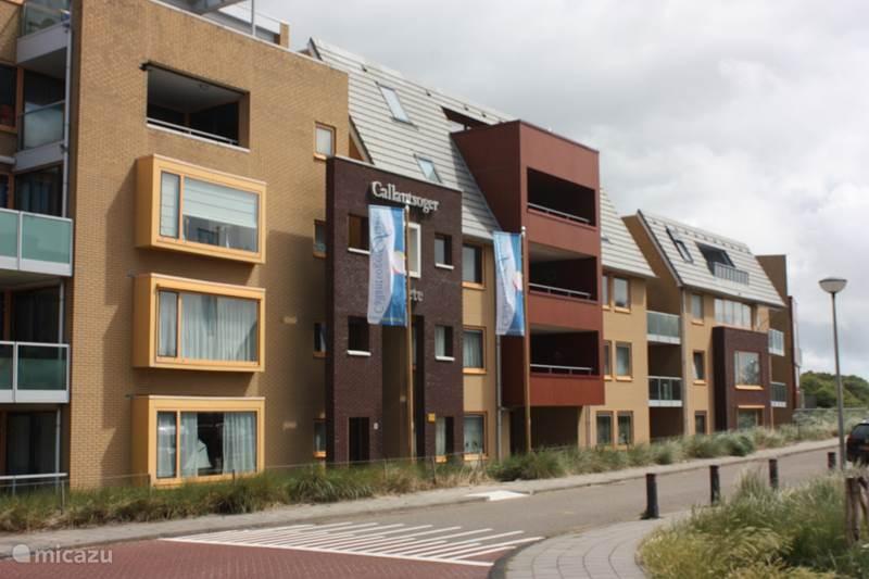 Vakantiehuis Nederland, Noord-Holland, Callantsoog Appartement Strandappartement Terug naar de Kust