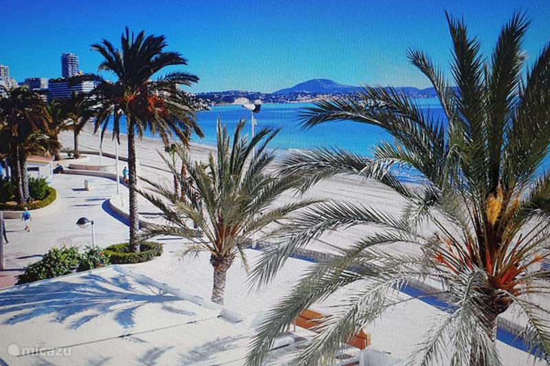 Vakantiehuis Spanje, Costa Blanca, Calpe Appartement Appartement Frentemar