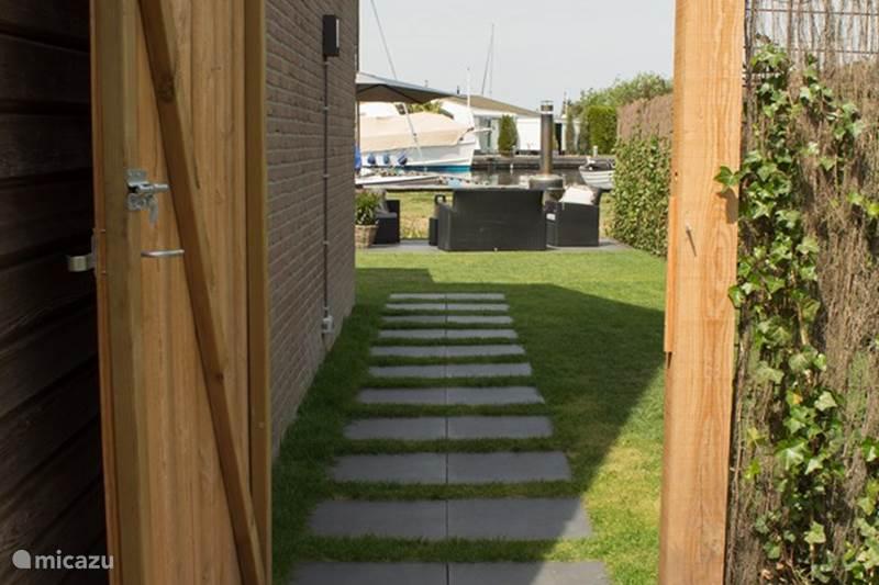 Vakantiehuis Nederland, Friesland, Lemmer Vakantiehuis HyggeHûs