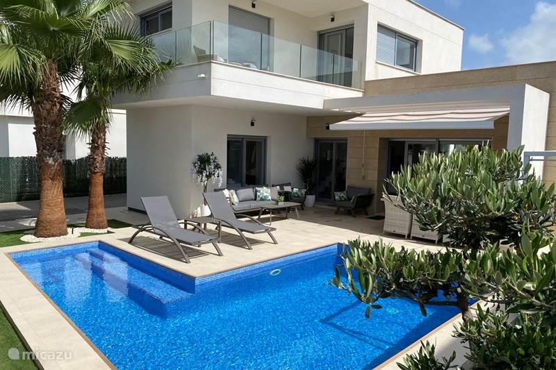 Vakantiehuis Spanje, Costa Blanca, Orihuela Villa Villa Pura Vida!