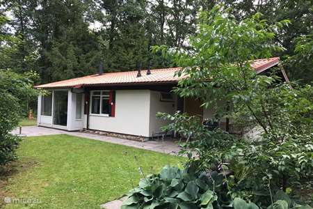 Vakantiehuis Nederland, Drenthe, Exloo bungalow Eikenheem