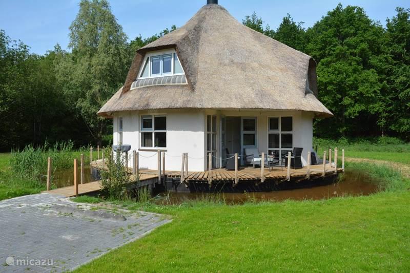 Vakantiehuis Nederland, Friesland, Noordwolde Vakantiehuis Villa Zonnewijzer