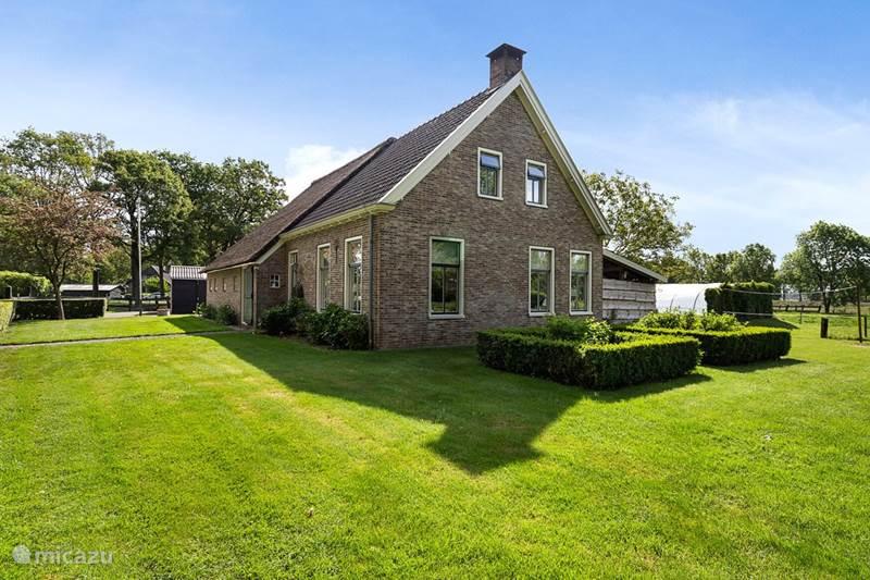 Vakantiehuis Nederland, Drenthe, Taarlo Boerderij De Weideblik