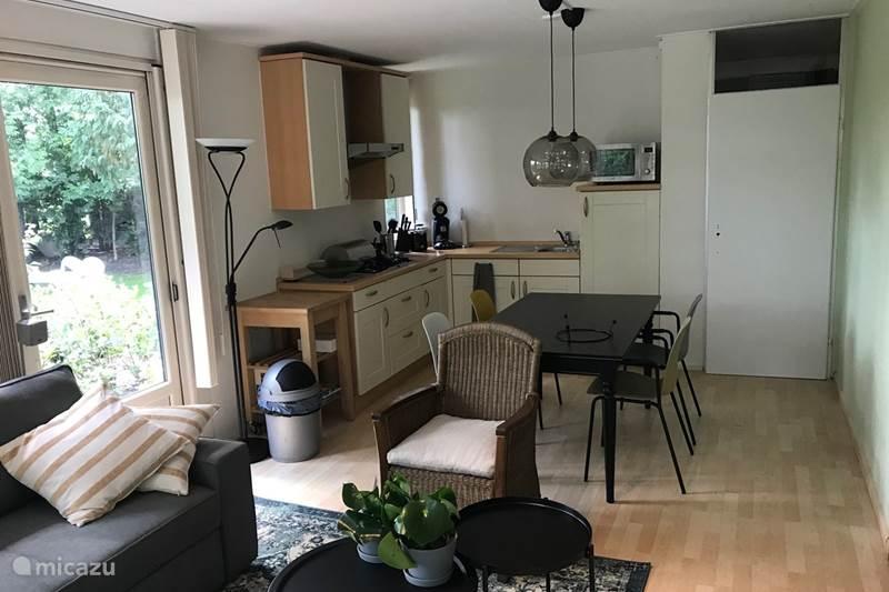 Vakantiehuis Nederland, Overijssel, Denekamp Blokhut / Lodge Lodge met geweldige tuin in Twente