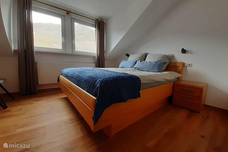 Vakantiehuis Duitsland, Moezel, Ediger-Eller Appartement B&B Moselliebe, 4P. App. met 2slk