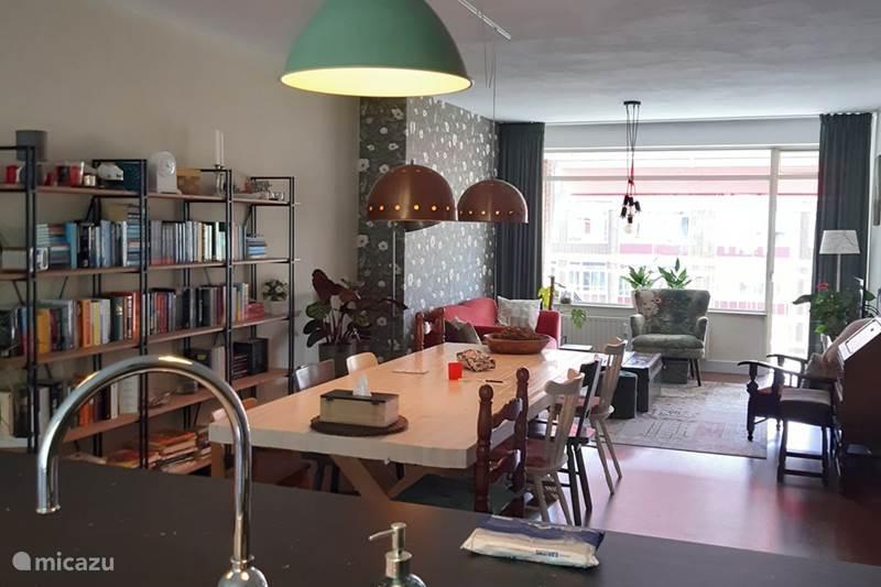 Vakantiehuis Nederland, Zuid-Holland, Den Haag Appartement Hofstad Appartement