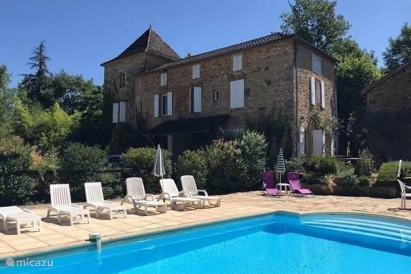 Vakantiehuis Frankrijk, Lot, Frayssinet Vakantiehuis Maison Bernel