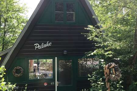 Vakantiehuis België, Ardennen, Durbuy – chalet Durbuy Chalet 65 Paloke
