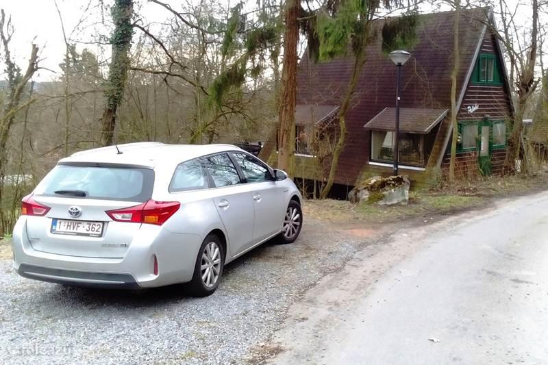 Ferienwohnung Belgien, Ardennen, Durbuy Chalet Durbuy Chalet 65 Paloke