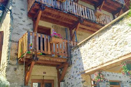 Vacation rental France, Isere, Vénosc bed & breakfast Family Room (Room 1)