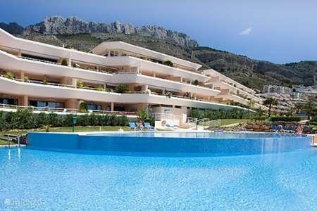 Vakantiehuis Spanje, Costa Blanca, Altea appartement Luxe appartement Altea La Nova