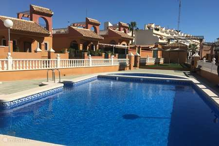 Vacation rental Spain, Costa Blanca, Torrevieja holiday house Casa Bente