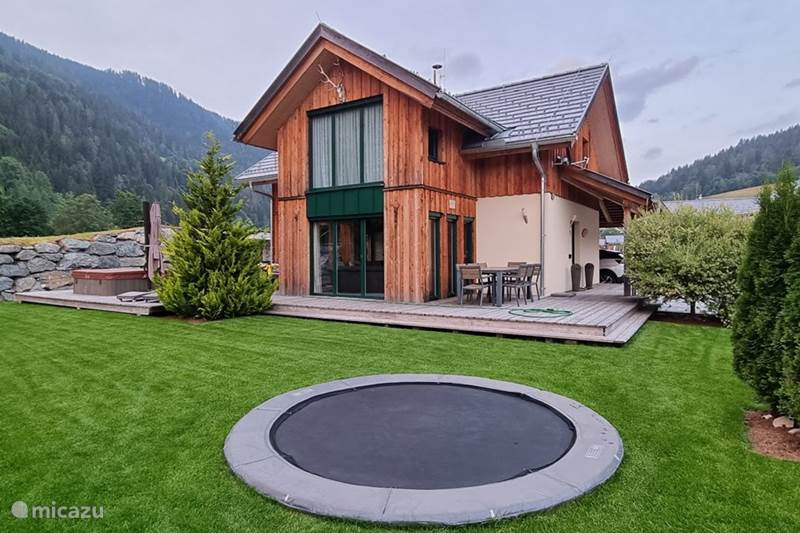 Vacation rental Austria, Styria, Murau Chalet Wellness chalet Bell a Mur