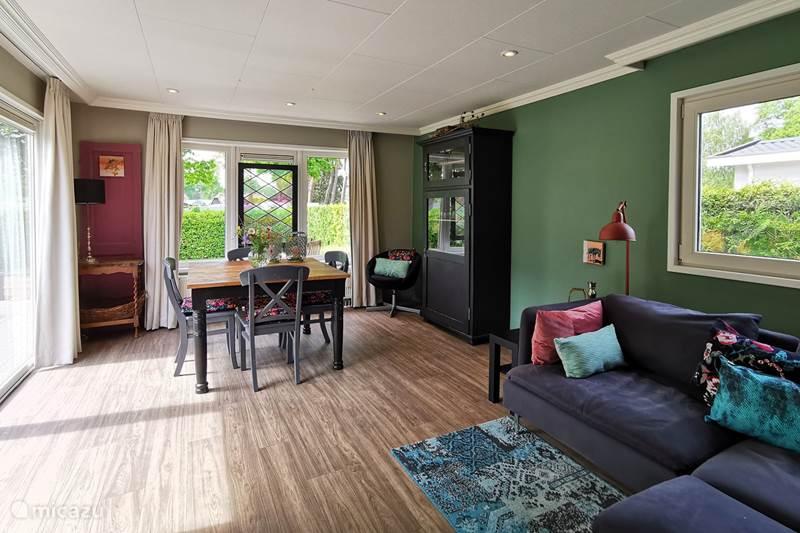 Vakantiehuis Nederland, Gelderland, Voorthuizen Chalet Chalet Palet