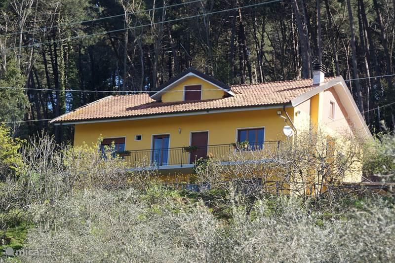 Vakantiehuis Italië, Toscane, Pescia Vakantiehuis NelVerde