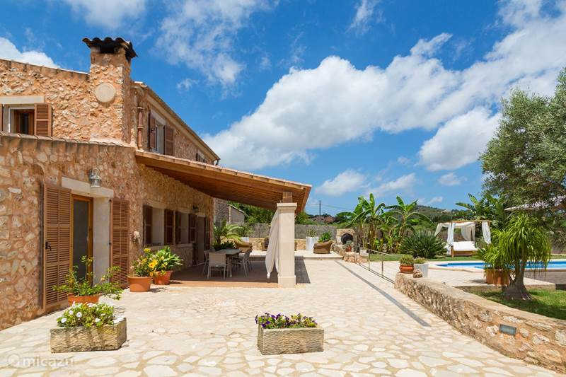 Vakantiehuis Spanje, Mallorca, Calonge Finca Finca David
