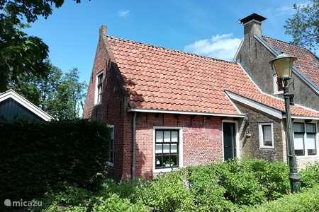 Vakantiehuis Nederland, Friesland, Ee vakantiehuis Huisje Op 'e Terp - Ee, Friesland