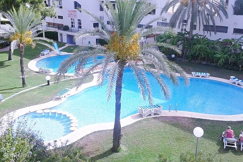 Vakantiehuis Spanje, Costa Blanca, Albir Appartement Apartamento Maxine