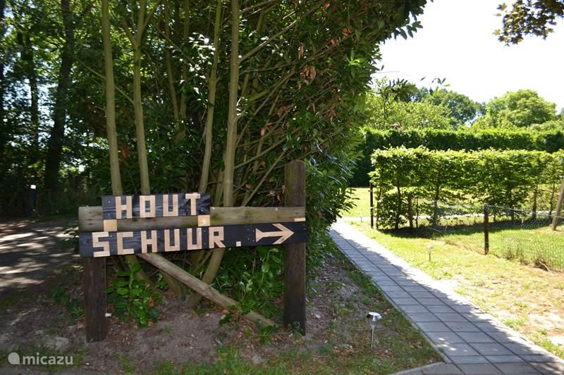 Vakantiehuis Nederland, Overijssel, Haaksbergen Vakantiehuis De Houtschuur
