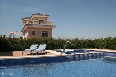 Vakantiehuis Spanje, Costa Blanca, La Marina – villa Villa Rosa