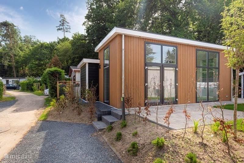 Vakantiehuis Nederland, Utrecht, Rhenen Chalet Cube in de bossen - 27