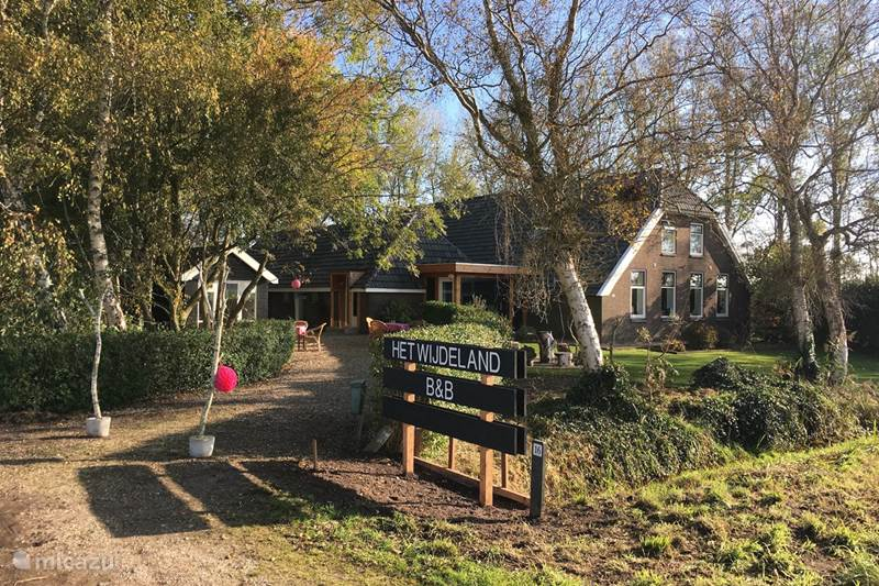 Vakantiehuis Nederland, Overijssel, Zwolle Vakantiehuis Het Wijdeland