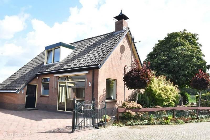 Vakantiehuis Nederland, Overijssel, Blokzijl Vakantiehuis Vakantiehuisje 't Wiede