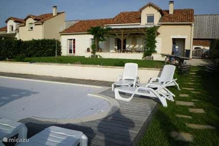 Vakantiehuis Frankrijk, Charente, Rouzède villa Golfvilla LaPreze 14 eigen zwembad