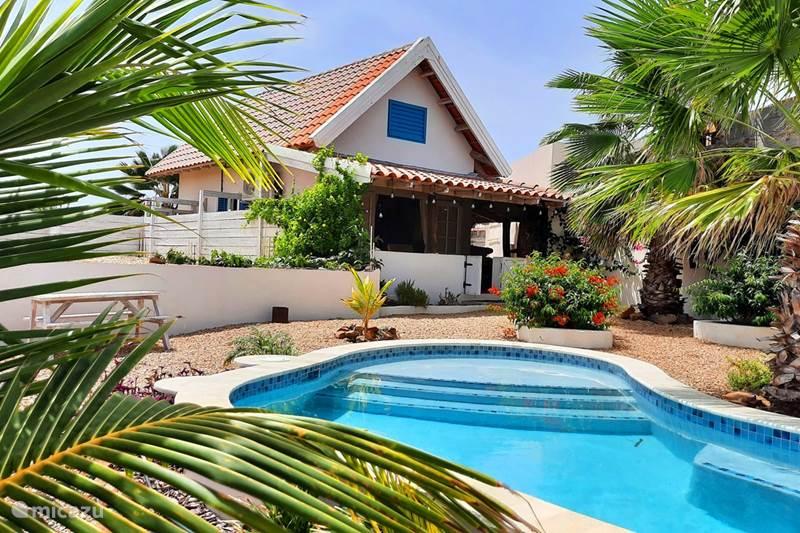 Ferienwohnung Aruba, Aruba Nord, Nord Ferienhaus Charmantes Haus mit privatem Pool