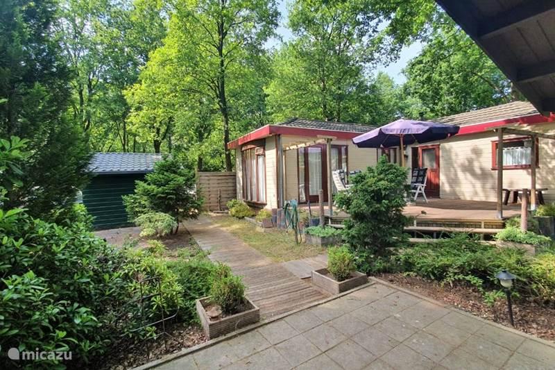Vakantiehuis Nederland, Noord-Brabant, Diessen Chalet Mooi chalet op chaletpark Kempenbos
