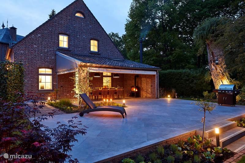 Vakantiehuis Nederland, Limburg, Baarlo Villa Kasteelhoeve