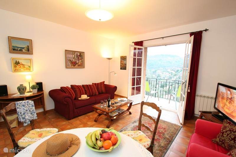Vakantiehuis Frankrijk, Alpes-Maritimes, Le Bar-sur-Loup Appartement La Bastide Saint Christophe