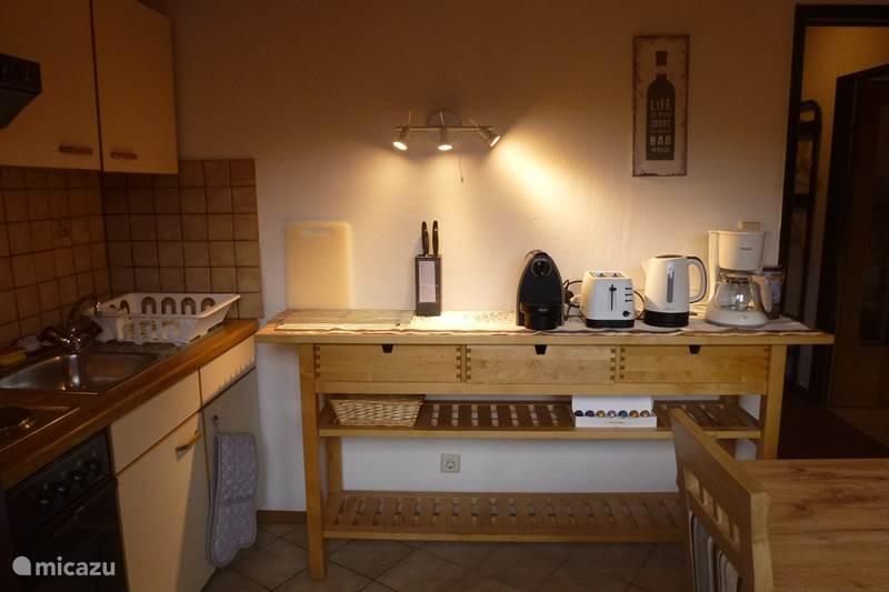 Vakantiehuis Oostenrijk, Karinthië, Kirchbach Appartement FeWo Hauser 2,  1 tot 6 personen