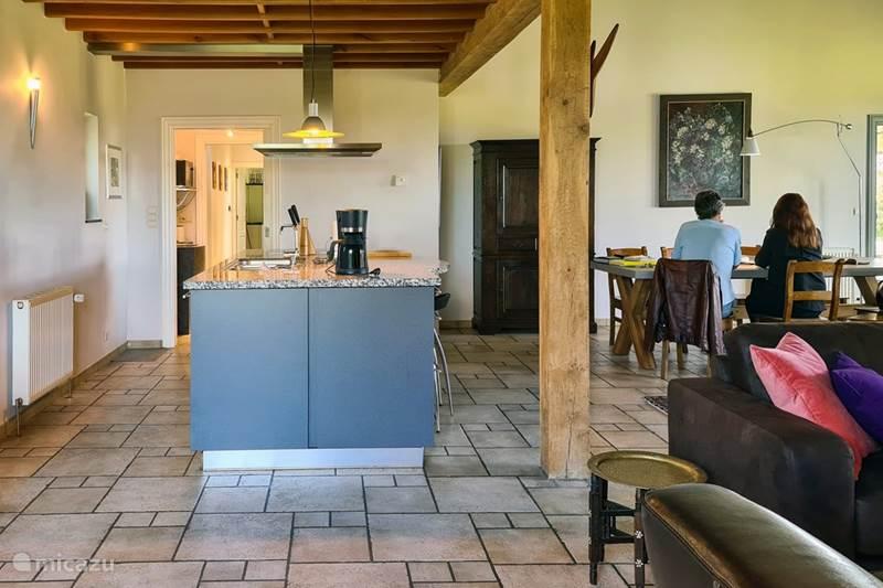 Vakantiehuis België, Ardennen, Houffalize Boerderij La Terre Ferme