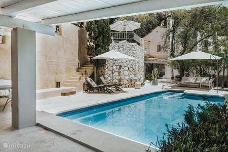 Vakantiehuis Spanje, Costa del Sol, Malaga geschakelde woning Woning in Malaga met zwembad