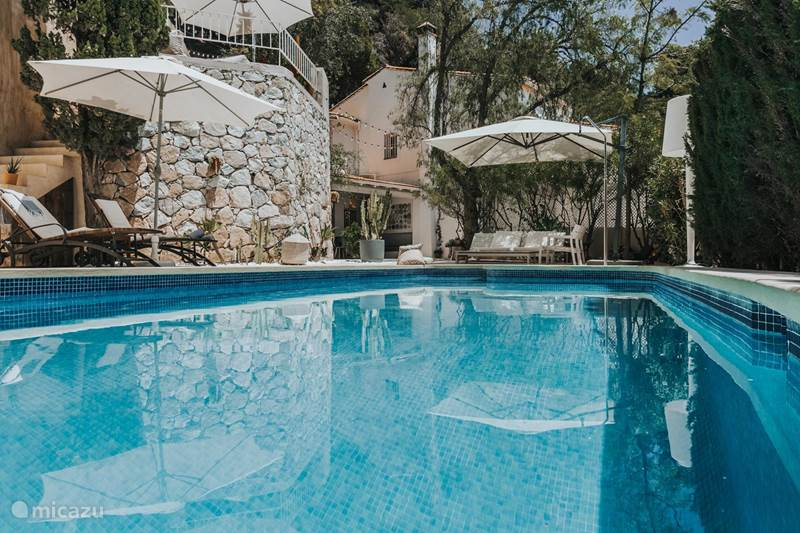 Vacation rental Spain, Costa del Sol, Malaga Terraced House Property in Malaga with swimming pool
