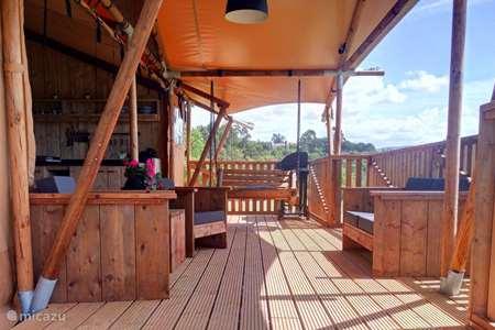 Vakantiehuis Portugal, Alentejo, Sao Teotonio glamping / safaritent / yurt Glamping Luxo Lodge 2