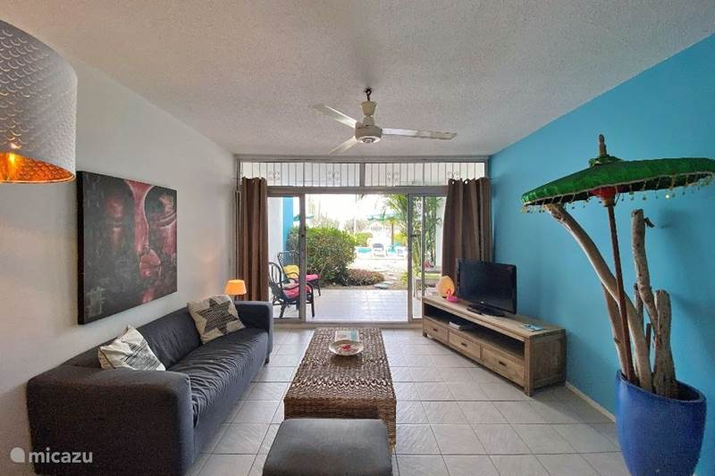 Ferienwohnung Bonaire, Bonaire, Kralendijk Appartement Bonaire Oceanfront Apartment