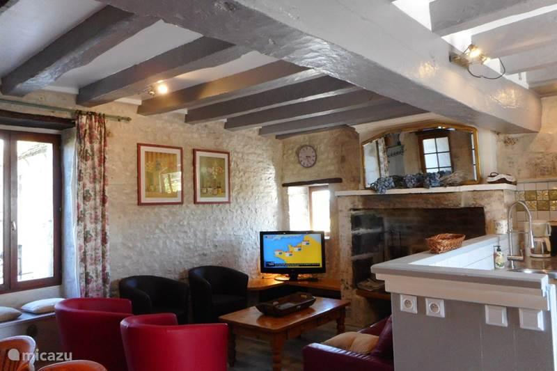 Vacation rental France, Indre-et-Loire, Jaulnay Holiday house Maison Alain