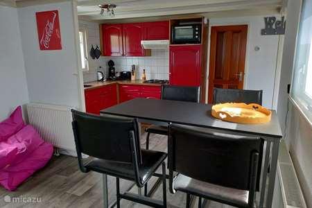 Vacation rental Netherlands – chalet De Bosrand