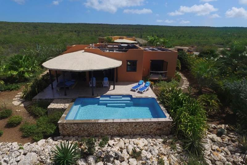 Vacation rental Bonaire, Bonaire, Sabadeco Holiday house El Pueblo Diez Tres