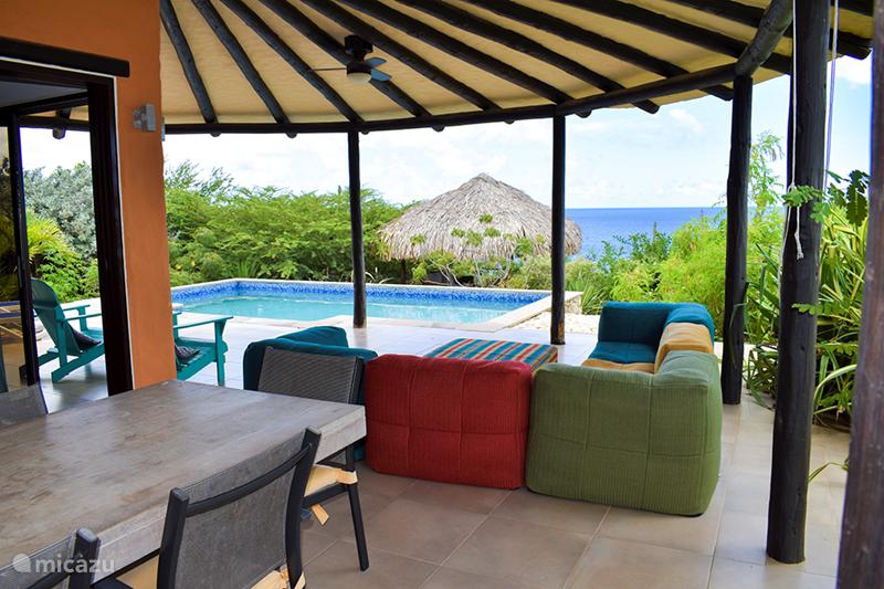 Ferienwohnung Bonaire, Bonaire, Sabadeco Ferienhaus El Pueblo Diez Tres
