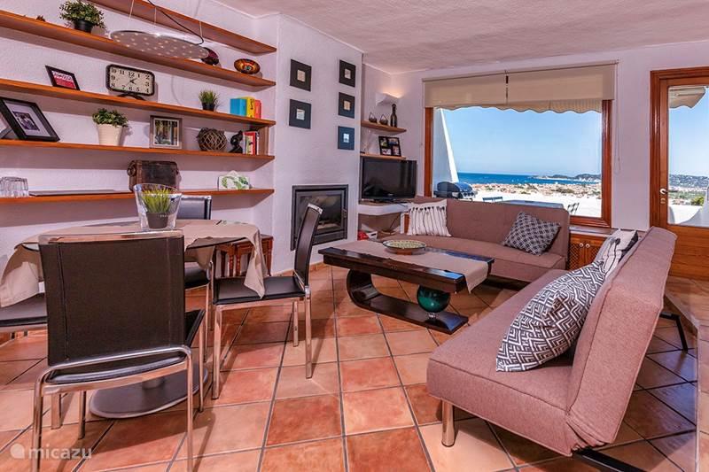 Vakantiehuis Spanje, Costa Blanca, Javea Appartement Casa Asombrosa, voor uw vakantie!
