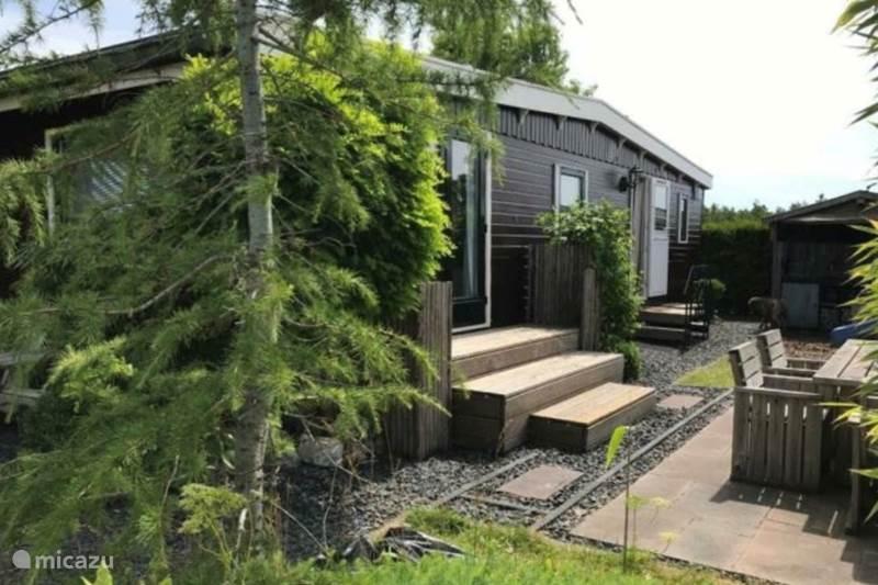 Vakantiehuis Nederland, Friesland, Menaldum Chalet Liefs uit Menaldum