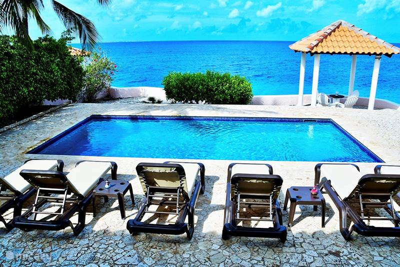 Vacation rental Bonaire, Bonaire, Sabadeco Holiday house Ocean Villa Crown Courts