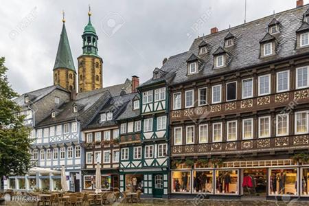 Goslar gevels