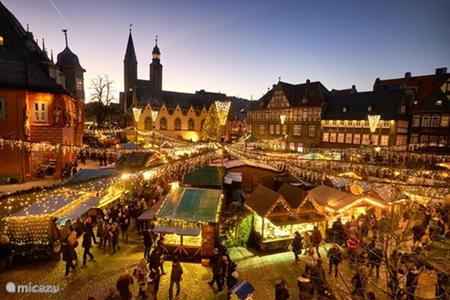Goslar adventstijd