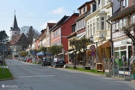 Marktstrasse Bad Sachsa