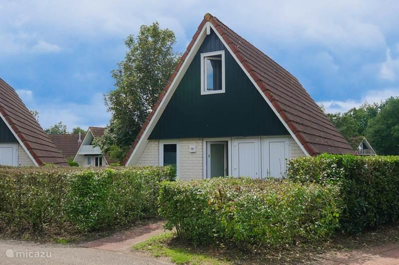 Vakantiehuis Nederland, Overijssel, Gramsbergen Vakantiehuis Bungalow Vechtdal op familiepark